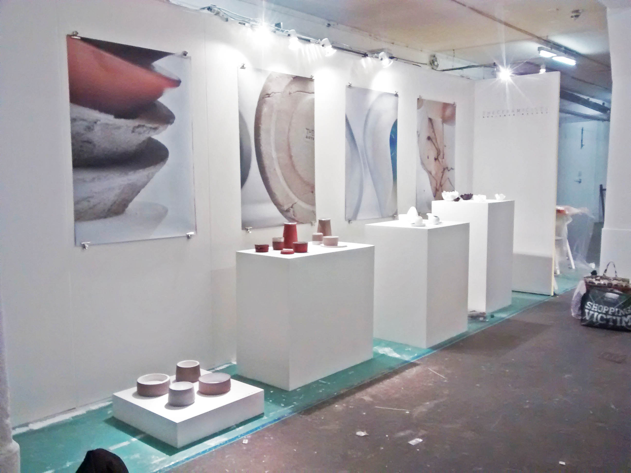 Showing at Tent London 15 & Showing at Tent London 15 « The Ceramicists
